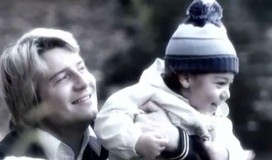В 2006 году Басков стал отцом
