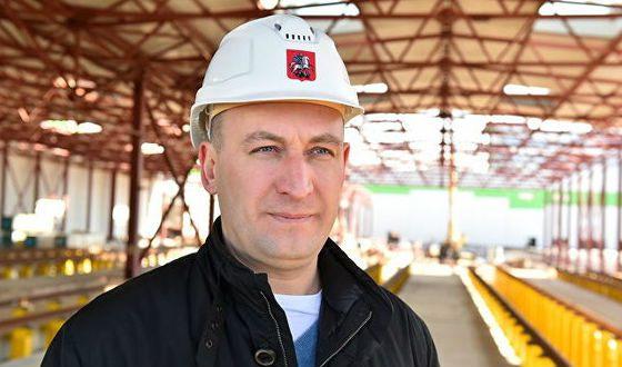 Альберт Суниев – почетный строитель России