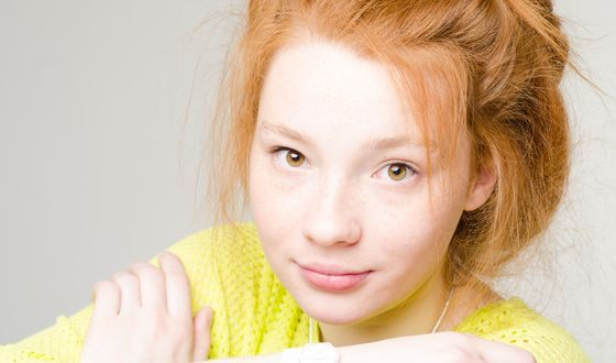Актриса Валерия Дмитриева