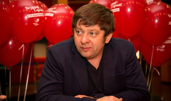 Юморист Дмитрий Брекоткин