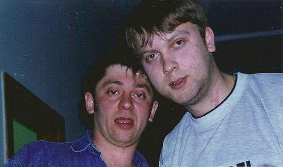 Дмитрий Брекоткин и Сергей Светлаков