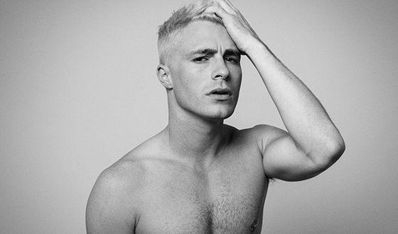 Колтон Хэйнс – блондин
