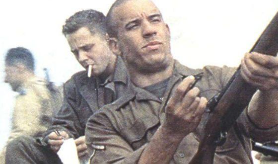 Сержант Капразо – первая крупная роль Вина Дизеля