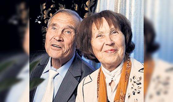 Родители Дмитрия Соколова