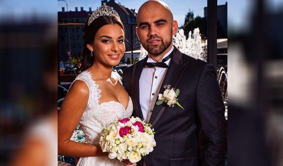 Артем женился на цыганской красавице Рамине