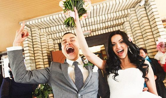 Свадьба Айдара Гараева