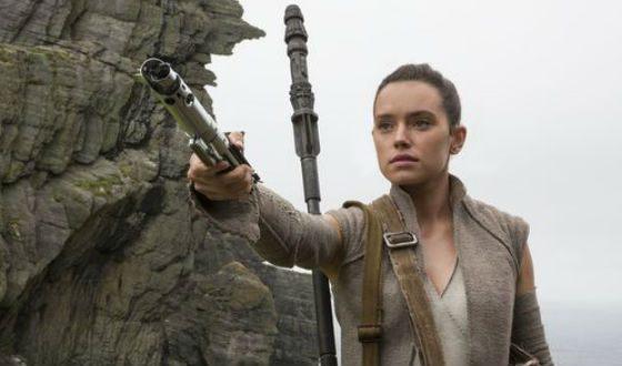 «Звездные войны VII»: Дэйзи Ридли в роли Рэй