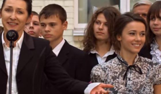 В «Сватах» Ольга Гришина сыграла учительницу