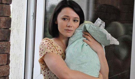 Ольга Гришина в роли Кати Терехиной в сериале «Запретная любовь»
