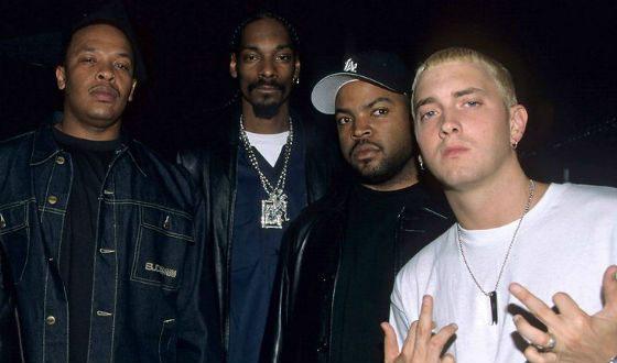 Иконы американского хип-хопа