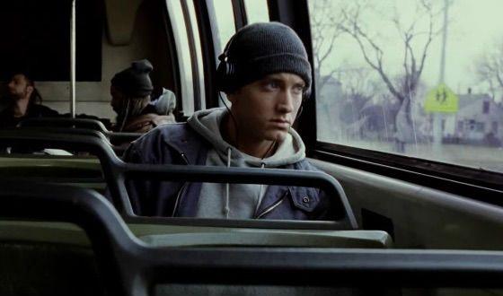Песня Эминема из «8 мили» получила «Оскар»