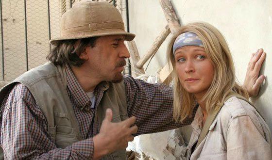 Кадр из фильма «Скалолазка и последний из седьмой колыбели»