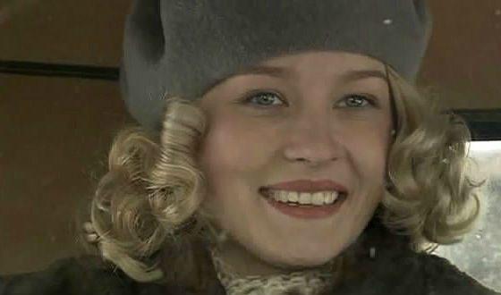 Анастасия Панина в роли Любовь Шевцовой («Последняя исповедь»)
