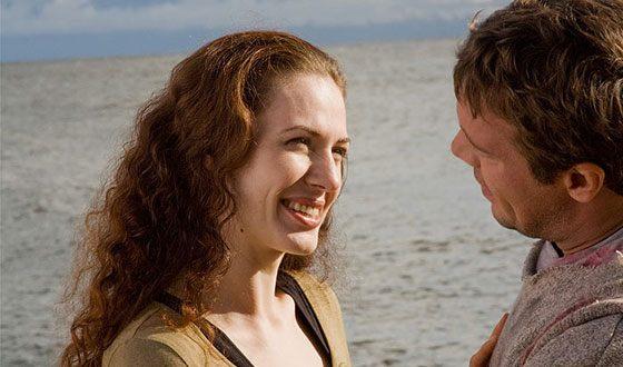 Тара Амирханова на съемках сериала «Морские дьяволы. Судьбы»