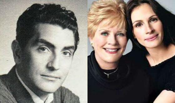 Джулия Робертс биография личная жизнь семья муж дети фото