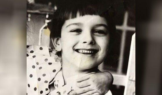 Станислав Бондаренко в детстве