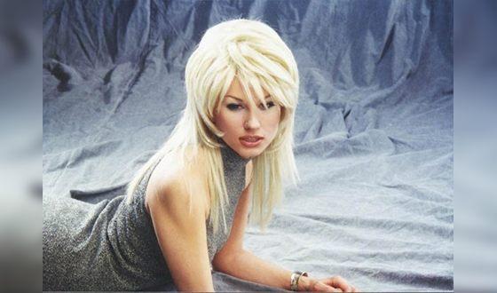 Ирина Нельсон выступала под именем «Диана»