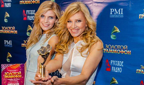 Ирина Нельсон и группа Reflex награждены «Золотым граммофоном»
