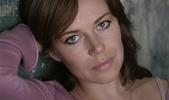 Актриса Екатерина Редникова