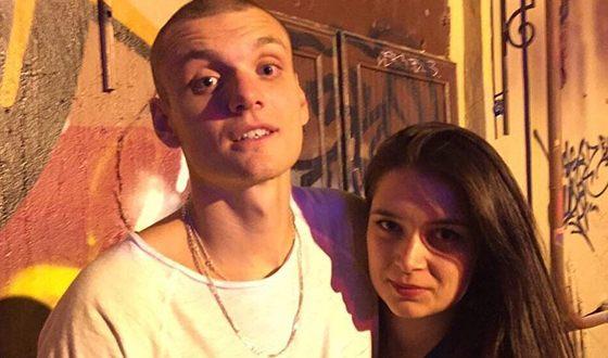 Тони Раут с подругой