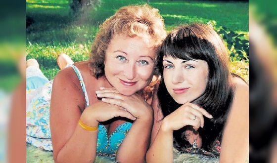 На фото: Валентина и Ольга