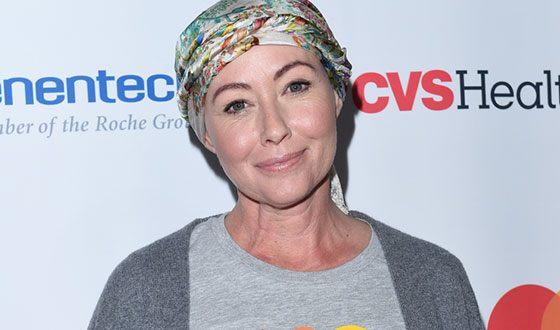 В 2015 у Шеннен Доэрти диагностировали рак