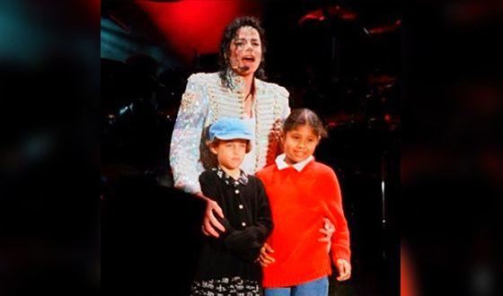 Райли Кио жила под одной крышей с Майклом Джексоном