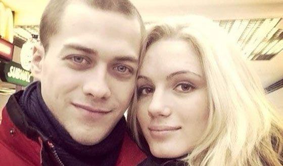 Артем Крылов и Кристина Бродская