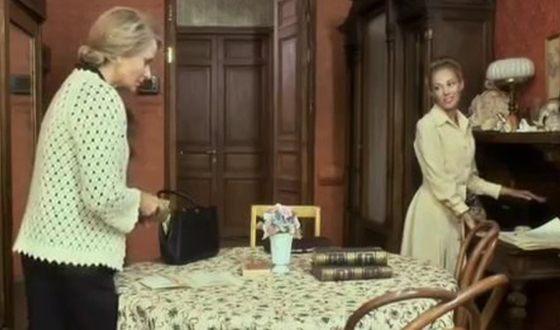 Дебютная роль в кино Татьяны Бабенковой в сериале «Чужое гнездо»