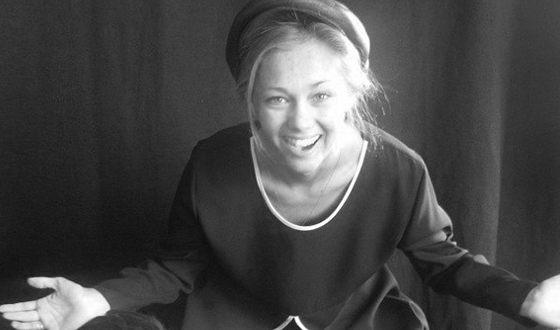 Татьяна Бабенкова в студенческие годы