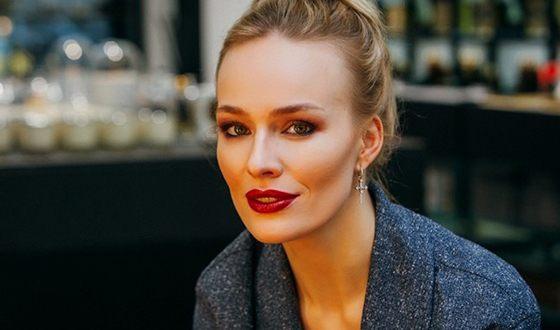 На фото: актриса Екатерина Маликова