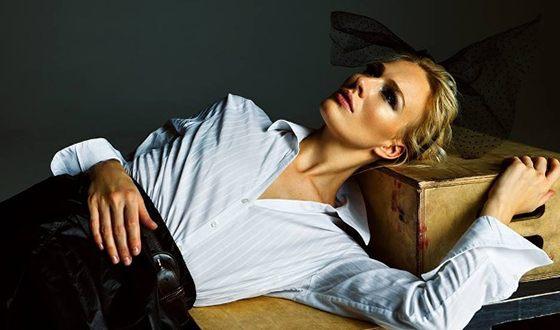 Актерское мастерство Екатерина Маликова познавала в Школе-студии МХАТ