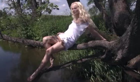 Екатерина Маликова в картине «Застава Жилина»