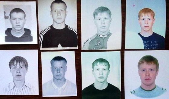 Антон Богданов в юности