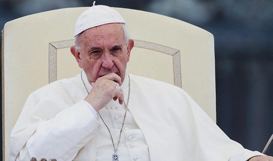Папа Римский Франциск много учился, чтоб занять такой высокий пост