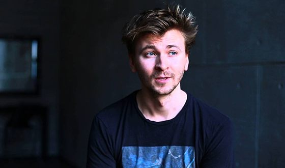 На фото: актёр Артём Лысков