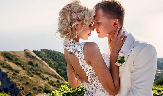 Свадьба Паши и Ханны прошла на Капри