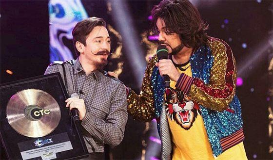 Ив Набиев и Филипп Киркоров на шоу «Успех»