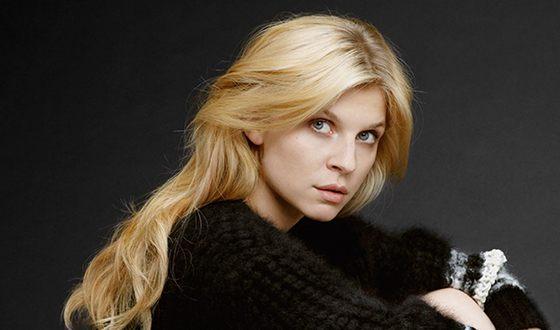 На фото: актриса и модель Клеманс Поэзи (Clemence Poesy)