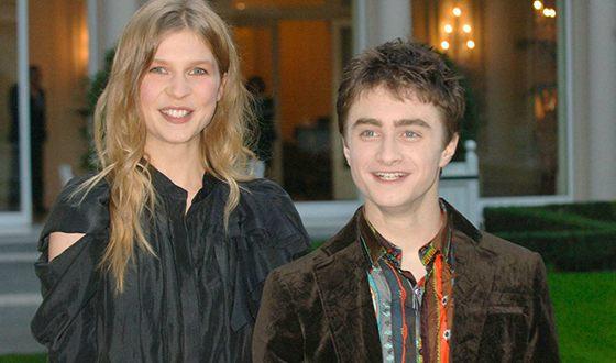 Клеманс Поэзи и Дэниэл Рэдклифф познакомились на съемках фильма «Гарри Поттер и кубок огня»