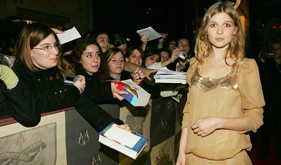 После выхода фильма «Гарри Поттер и кубок огня» Клеманс Поэзи стала всемирно популярной
