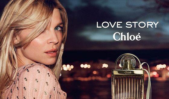 Клеманс Поэзи стала лицом парфюма Love Story