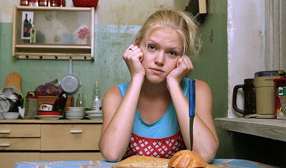 Молодая Анна Котова