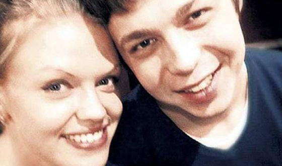 Анна Котова-Дерябина и ее муж Иван