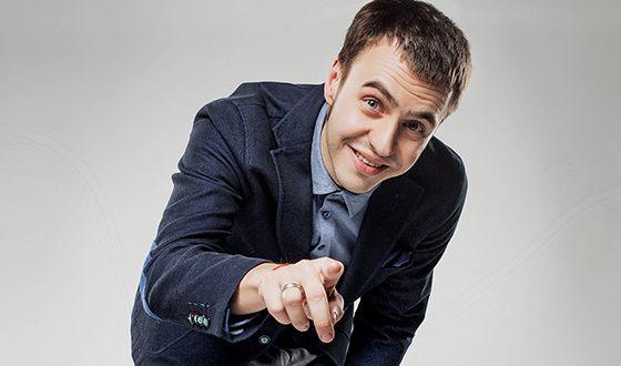 На фото: резидент шоу «Stand Up» Иван Абрамов