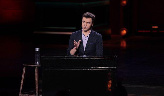 «Интеллигентный комик» Иван Абрамов в шоу «Stand Up»