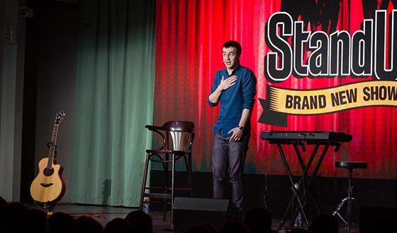 С 2014 года Иван Абрамов резидент шоу «Stand Up»