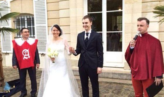 Свадьба Ивана Абрамова
