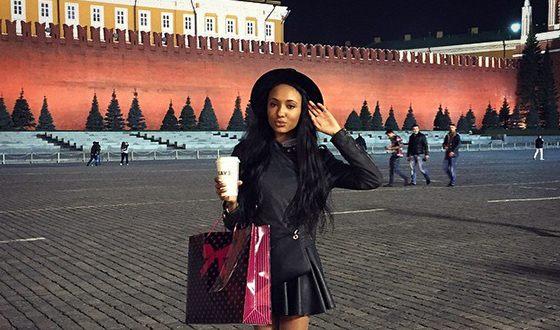Мари Сенн переехала в Москву
