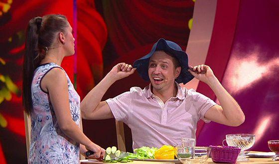 Олег Верещагин в шоу «Comedy Woman»